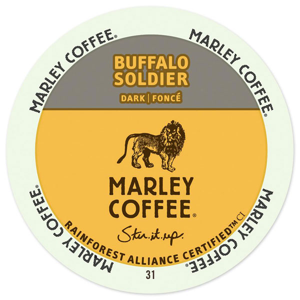 Buffalo Soldier from Marley Coffee