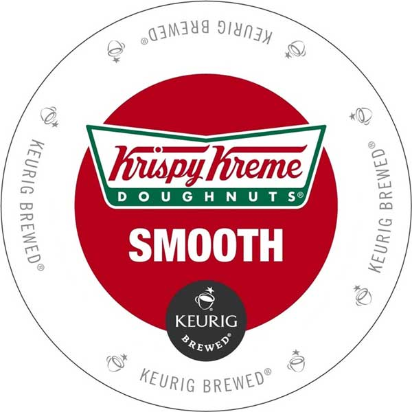 Smooth from Krispy Kreme Doughnuts